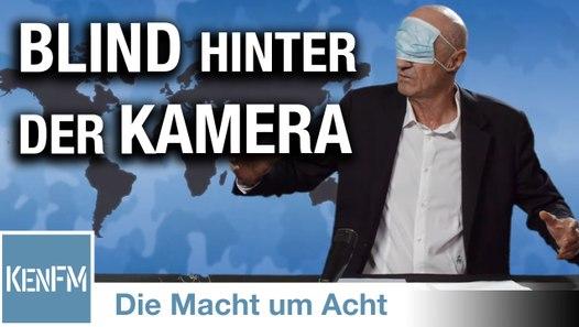 """Die Macht um Acht 58 """"Blind hinter der Kamera video dailymotion"""