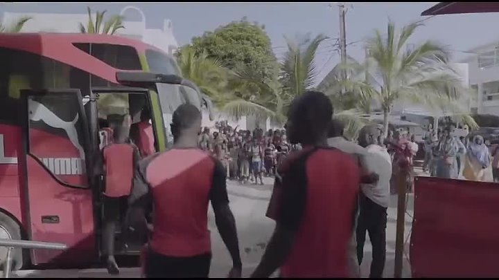 Sadio Mane Made in Senegal Exclusive Full Documentary
