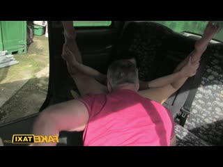 FakeTaxi - Ava Dalush - Sep 18, 2014 - Bitchy Brunette Can't Pay for Ride