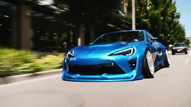 FENDER TO LIP ¦ Dereks Stanced FRS ¦ Skuraweekly ¦ Perfect Stance