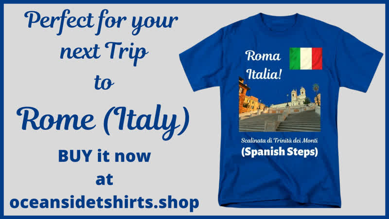 Perfect for your next trip to ROME Italy BUY your Premium Adult T shirt now at 2
