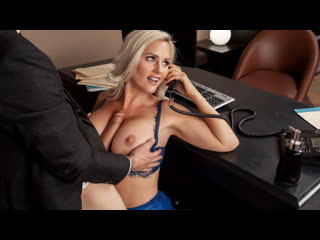 Alena Croft - Shes A Smooth Operator - All Sex Big Tits Juicy Ass Chubby Blonde Blowjob MILF Work Fantasies Deepthroat, Porn