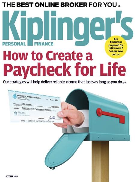 Kiplinger's Personal Finance 10.2020