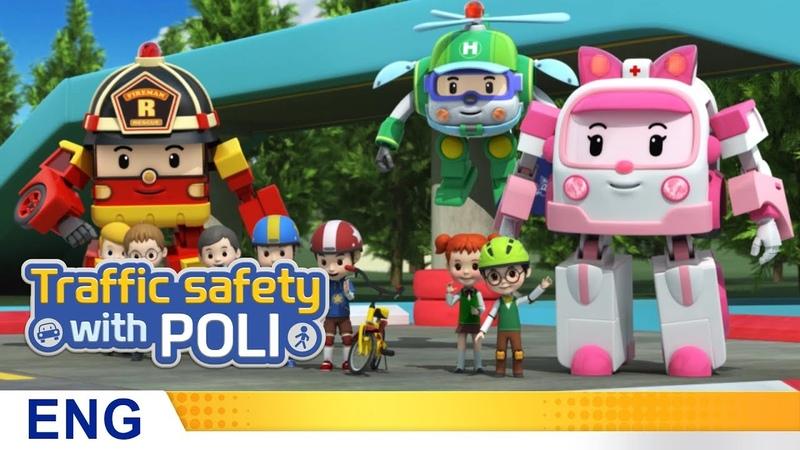 Trafficsafety with Poli safety