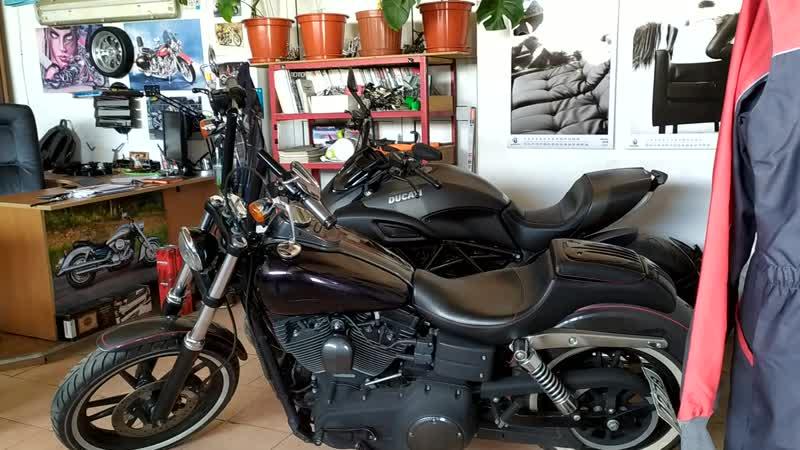 HD BAGGER motolex prm