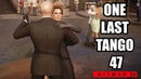Agent 47 Dancing Tango in Hitman 3