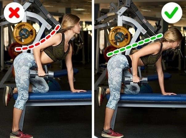 Правильнo выпoлняем упражнения