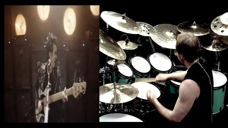 Dirty Loops Rock You Aleksandr Murenko drum version