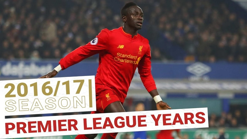 Every Premier League Goal 2016 17 Sadio stars as the Reds return to the top 4
