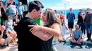 Daddy Yankee Snow - Con Calma Dance | Rick Torri Larissa Secco | Brazilian Zouk Dance - ZoukTime