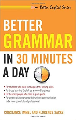 Better Grammar