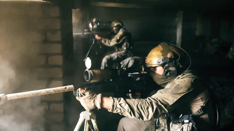 Выполнение сложнейших задач бойцами Сил специальных операций