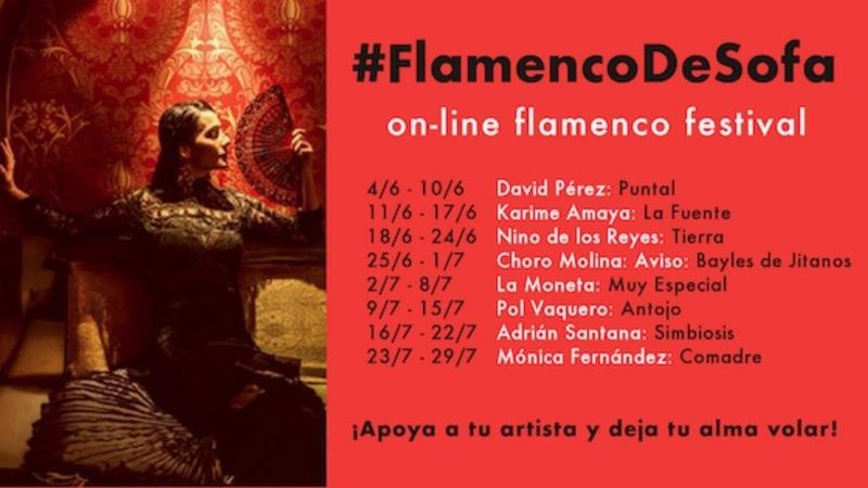 Flamencodesofa La Moneta Muy Especial