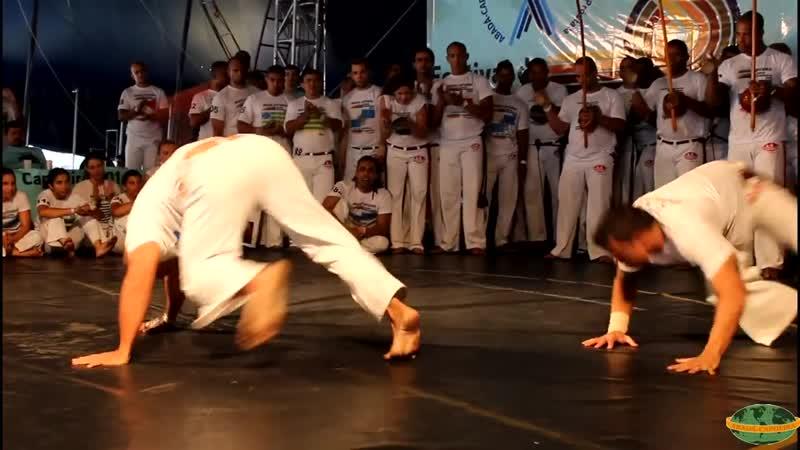 Abadá Capoeira Festival Nacional Arte Capoeira Jogos Brasileiros 2014 Parte II