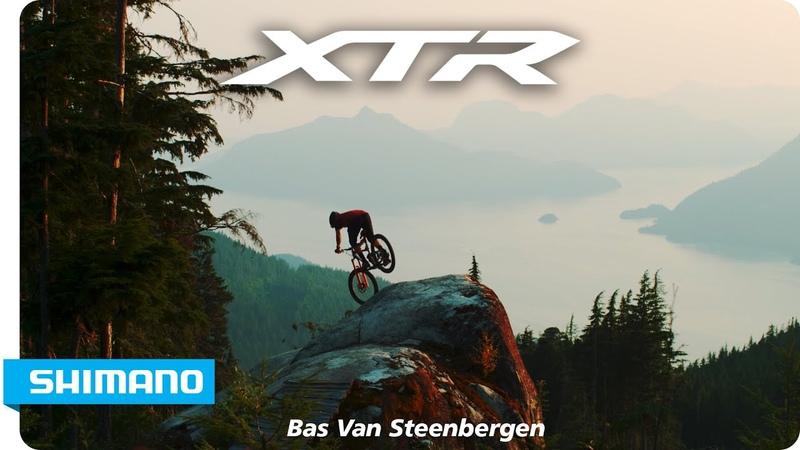 XTR M9100 with Bas Van Steenbergen SHIMANO