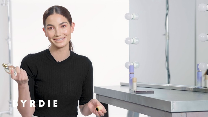 The Five Products that Model Lily Aldridge Deems Essential Just Five Things Byrdie