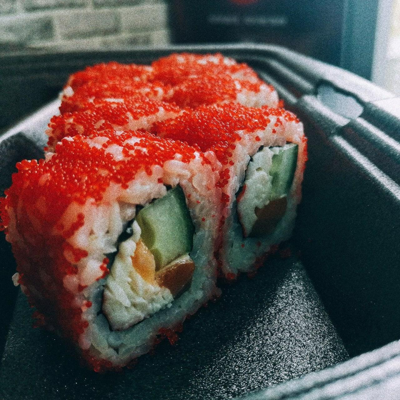 Пиццерия, суши-бар «Йоги Суши» - Вконтакте
