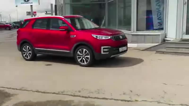 Приключение @mikhailshats Changan Motors Rus