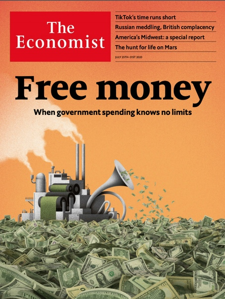 The Economist USA – 25 July 2020