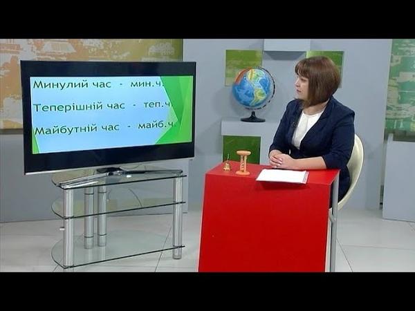 УКРАЇНСЬКА МОВА 4 клас 25 03 2020