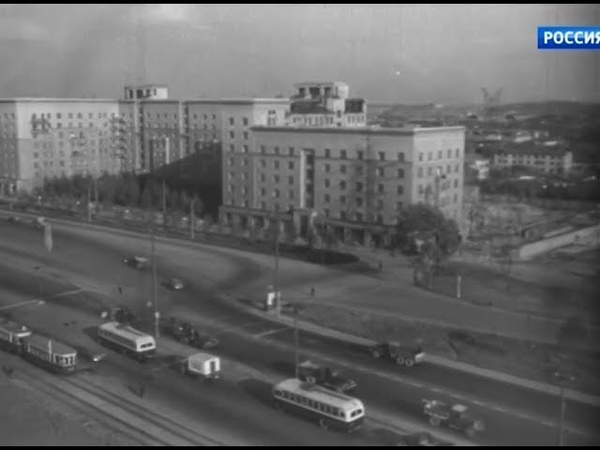 На окраинах Москвы ЦСДФ 1953г