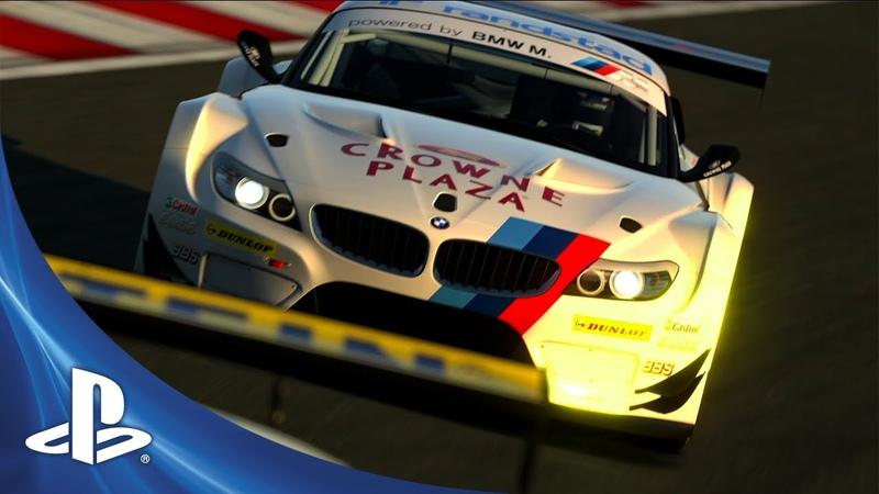 Gran Turismo 6 - E3 Trailer | E3 2013