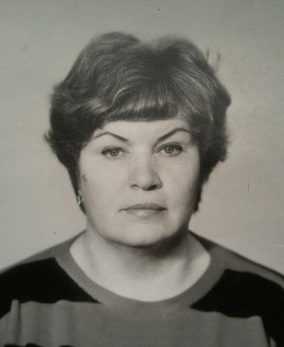 Лидия Кузина