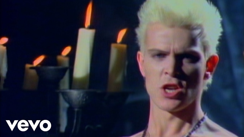 Billy Idol White Wedding Pt 1 Official Music Video