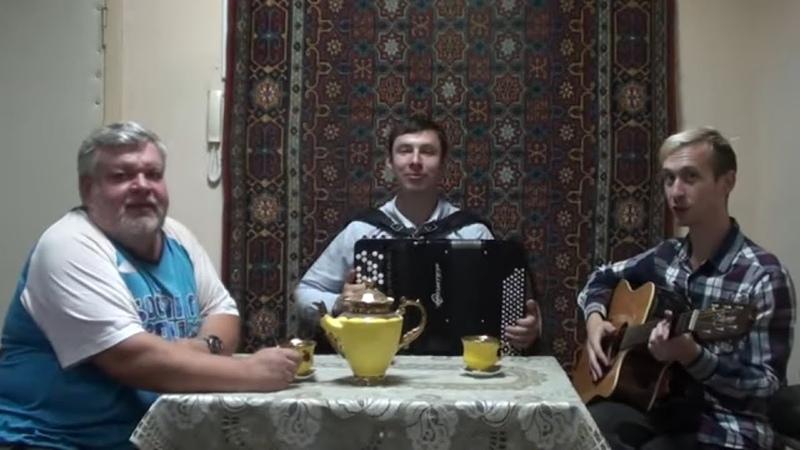 Ярослав Евдокимов Калины куст (Д. Волгин, А Васин, Т. Кирин) (кавер версия)