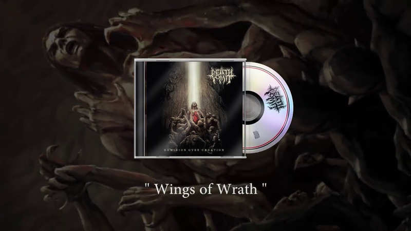 Death Vomit - Wings of Wrath (Official Audio)