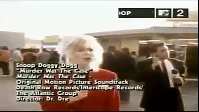 Snoop dogg murder was the case mtv 2