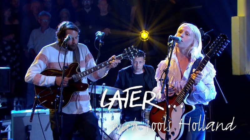 LUMP Laura Marling and Tunng's Mike Lindsay perform Curse of the Contemporary on Later… with Jools