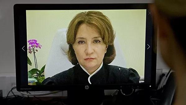 """""""Золотая судья"""" Хахалева написала открытое письмо Путину"""