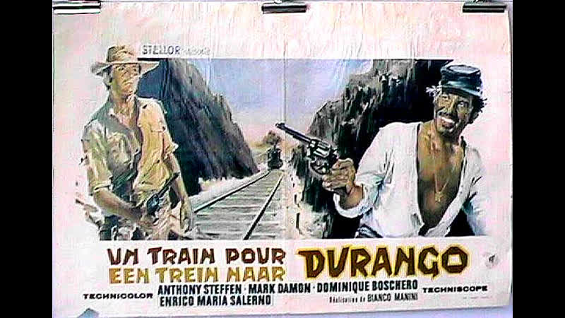 Un Treno per Durango Un Tren para Durango 1968 Español