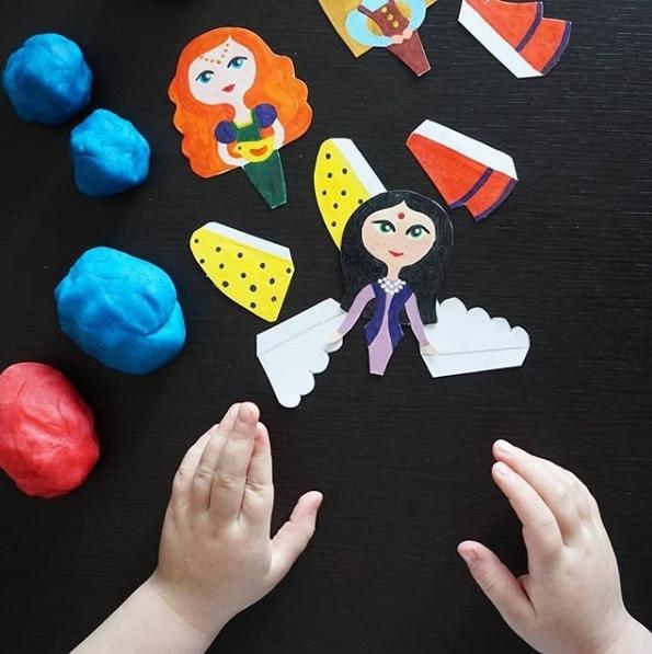ЛЕПИМ ИЗ ПЛАСТИЛИНА Оригинальные поделки из пластилина. Рисуем детали на альбомном листе, оклеиваем их прозрачной самоклеящейся пленкой, вырезаем и даем ребенку вместе с тестом для лепки. Но так