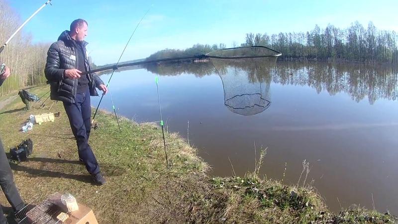 Рыбалка на реке Уза