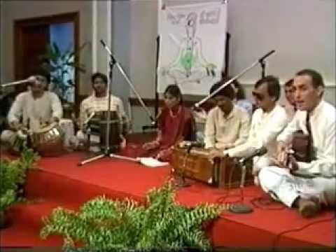 Nirmal Sangeet Sarita Purvaise Sahaja Yoga Music Hindi Bhajan Song Shri Mataji Brisbane QLD 1990
