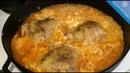 Чихиртма чыхыртма Куриные бедрышки в яичной заправке