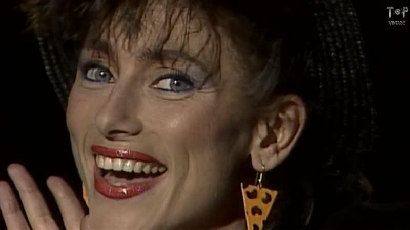 Julie Pietri Nuit Sans Issue 1987