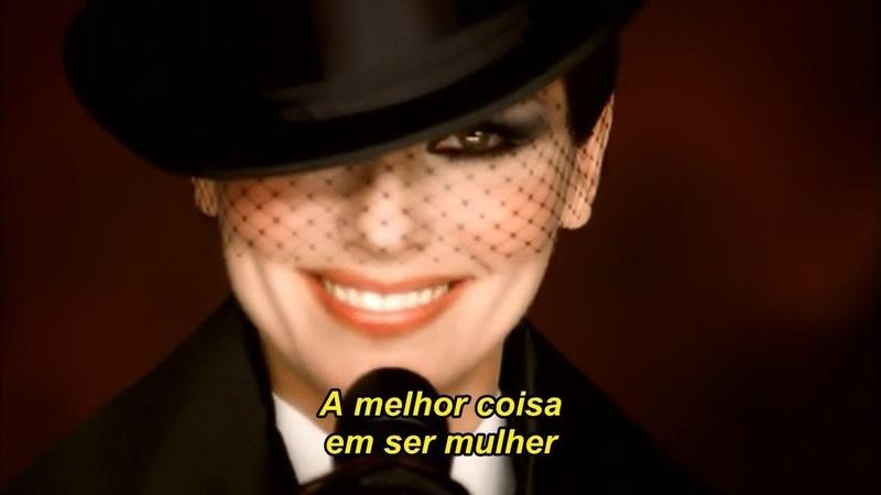 Shania Twain Man I Feel Like A Woman Legendado