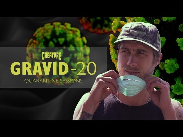 Quarantine Sessions with David Gravette and Fiends