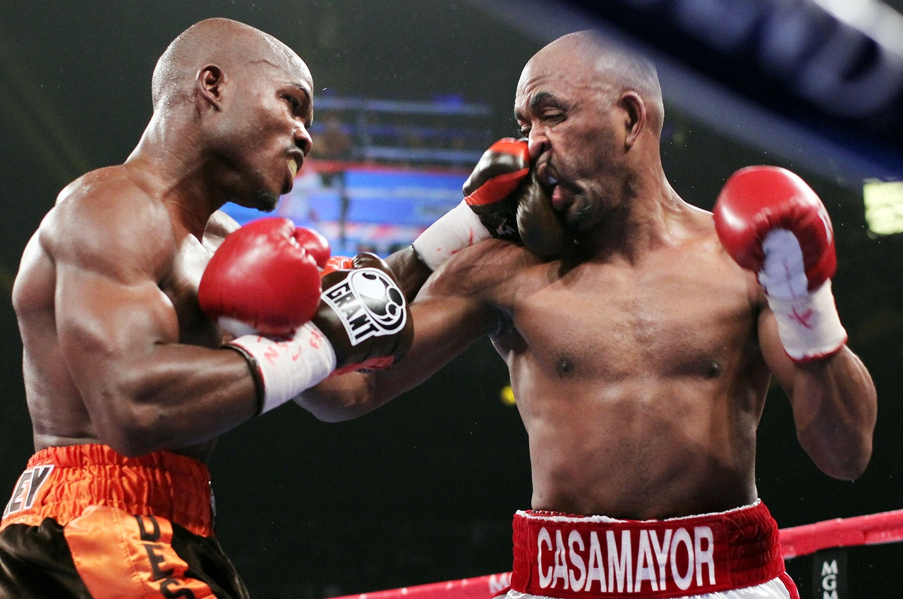 Боксерский поединок