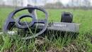 Garrett ATX Тест импульсного металлоискателя в реальных условиях.