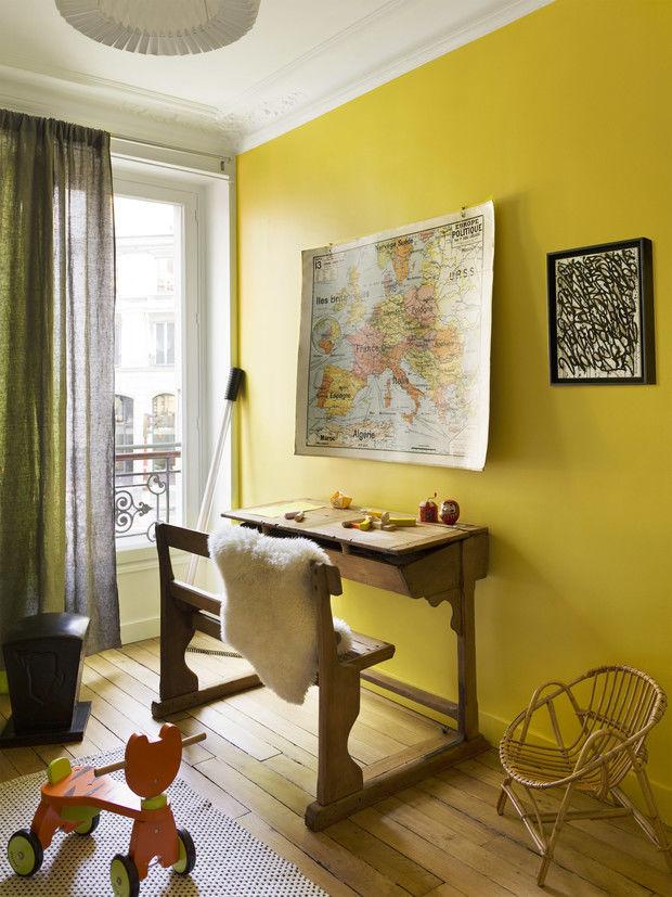Второе дыхание: реновация парижской квартиры XIX века