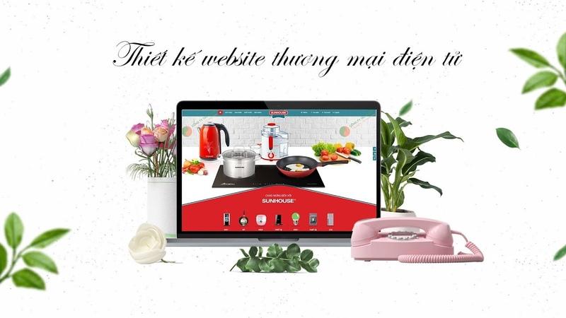 99 Mẫu Website Thương Mại Điện Tử Đẹp Nhất 2019!