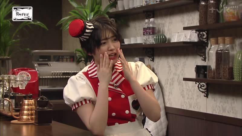 Hinata Kashiwagi Shiritsu Ebisu Chuugaku Kannai Devil 03 04 2020