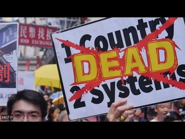 Hong Kong au point d'ébullition comprendre la crise