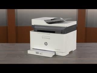 Как устранить замятие бумаги в принтерах серии HP Color Laser 150- МФУ серии 170 HP Laser HP