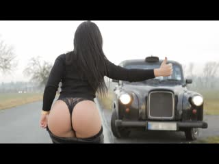 FakeTaxi Sofia The Bum - Go Go dancer gives him a VIP dance NewPorn2020