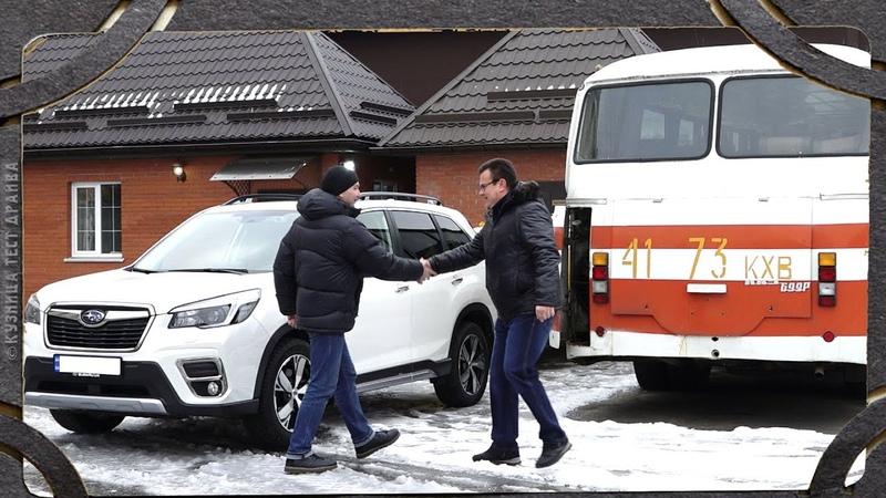 Авто легенды СССР Пять лет как один день